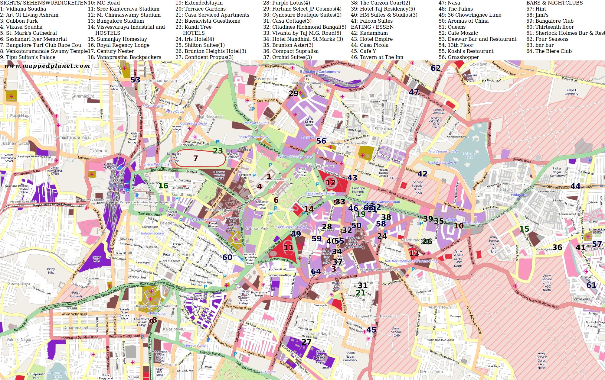 Free dating sites india bangalore on map