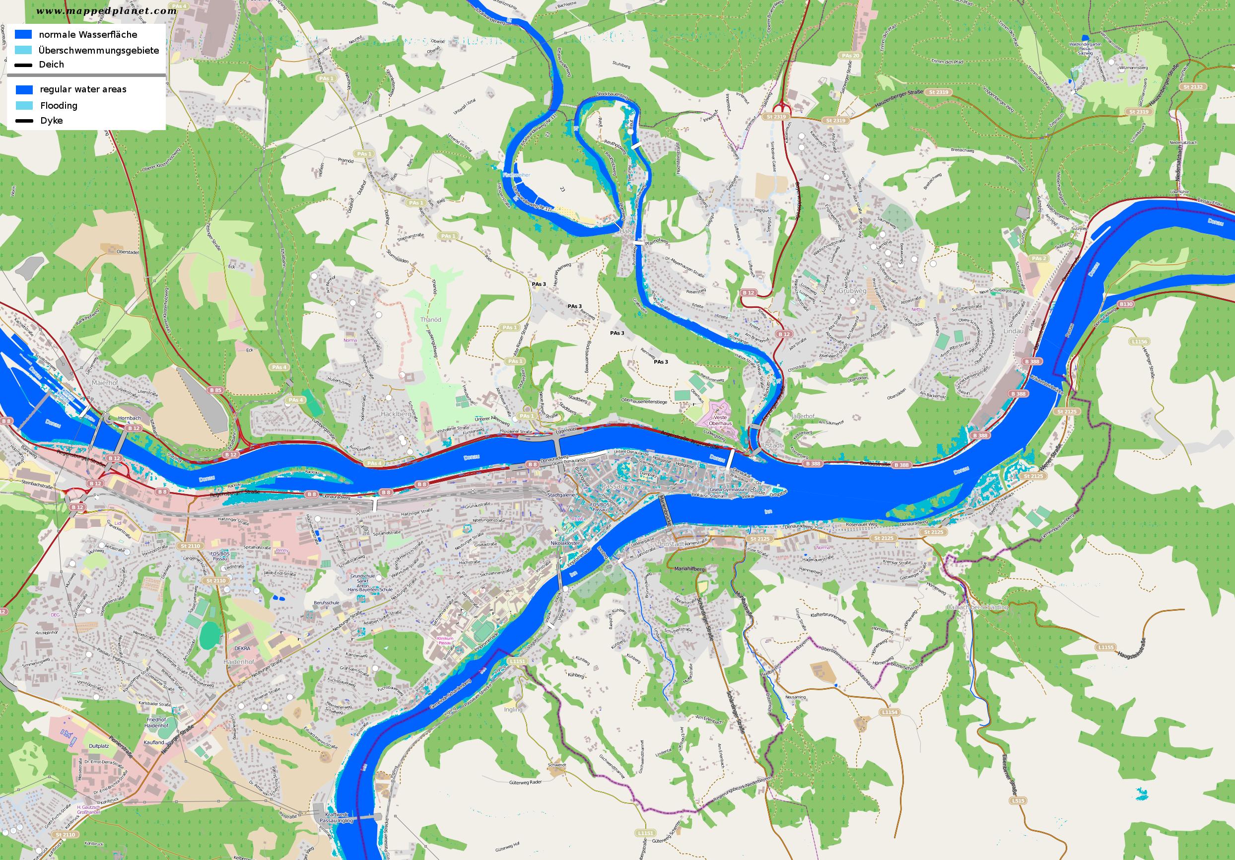 thailand sueden ueberschwemmung